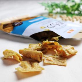 「大豆チップス あおさビネガー(株式会社ビオクラ食養本社)」の商品画像の3枚目