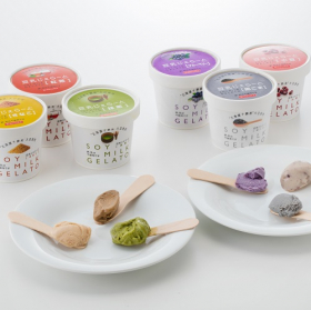 株式会社ビオクラ食養本社の取り扱い商品「豆乳じぇらーと」の画像