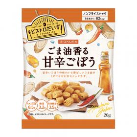 「ビストロだいず 甘辛ごぼう(株式会社ビオクラ食養本社)」の商品画像