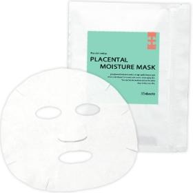 「NEW プリュ プラセンタ モイスチュアマスク(35枚入)(スタイルクリエイト株式会社)」の商品画像
