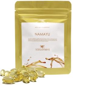 「サラダメント NAMAYU (90粒)(スタイルクリエイト株式会社)」の商品画像