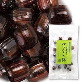 「べにふうき飴1袋80g(株式会社お茶の里城南)」の商品画像