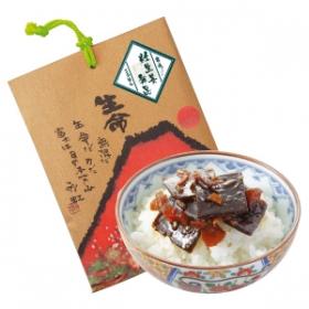 赤富士粒生姜舞昆の口コミ(クチコミ)情報の商品写真