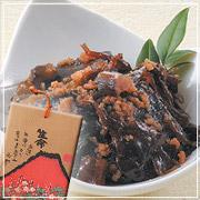 「赤富士袋入り 【明太子舞昆】(180g)(株式会社 舞昆のこうはら)」の商品画像