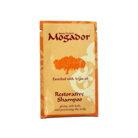 「【1回分】アルガンオイル・ホホボオイル・シアバターを贅沢に使ったシャンプー(横浜油脂工業株式会社)」の商品画像