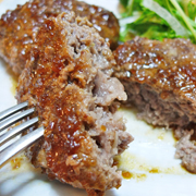 「プレミア神戸牛ハンバーグ(最高級神戸牛販売専門店旭屋)」の商品画像