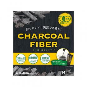 「CHCHARCOAL FIBER(チャコールファイバー)(ピルボックスジャパン株式会社)」の商品画像