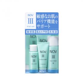 ノブ Ⅲ トライアルセットの商品画像