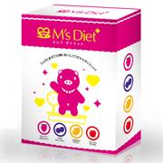 「M's Diet (エムズダイエット)4食入り(株式会社ハーベスト)」の商品画像
