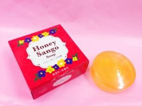 「ハニーサンゴ石鹸(株式会社ファーストフレンズ)」の商品画像