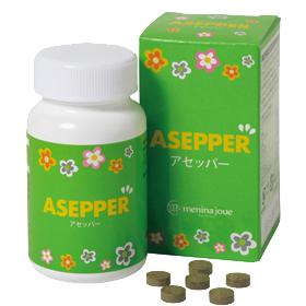 「asepper -アセッパー-(株式会社ファーストフレンズ)」の商品画像の1枚目
