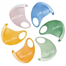色彩マスクの商品画像