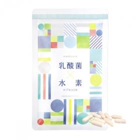 「乳酸菌×水素カプセルDX(株式会社MONOゲート)」の商品画像の3枚目