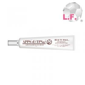「リポフラーレン高配合APPS+E(TPNa) リポフラーレンアイクリーム(フラーレン化粧品 ビタミンC誘導体 BEAUTY MALL)」の商品画像