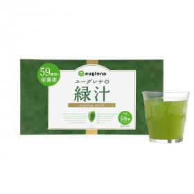 株式会社ユーグレナの取り扱い商品「ユーグレナの緑汁」の画像