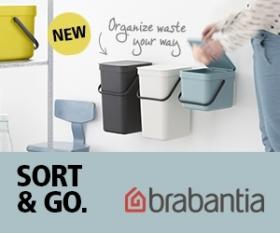 「Brabantia ソート&ゴー(シイノ通商株式会社)」の商品画像
