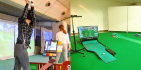 「コミカレゴルフ:はじめての方から経験者まで、楽しく学べて実力アップ!(有料)(株式会社セブンカルチャーネットワーク)」の商品画像