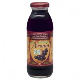 【有機アロニア100%果汁】 ポリフェノールをブルーベリーの5倍含有!の商品画像