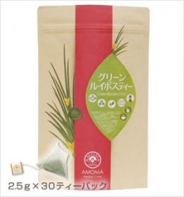 「グリーンルイボスティー(非発酵ルイボス) |AMOMA(株式会社ボーダレス・ジャパン(AMOMA))」の商品画像