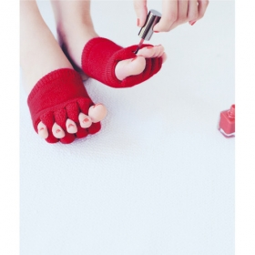 足指をぐっと広げてつかれすっきり リラックスソックスの会の商品画像