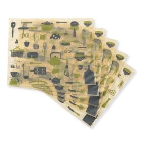 「鮮度の違いに納得 米ぬかからできた抗菌・鮮度保持ジップバッグの会(株式会社フェリシモ)」の商品画像