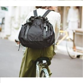 「レジかご用バッグがスマートに変身!大量買いもらくらくビッグなリュックの会(株式会社フェリシモ)」の商品画像
