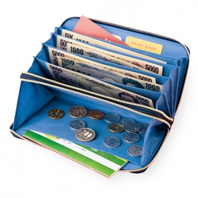 仕分けてやりくり 残りがひと目でわかる長財布の会 (6回限定コレクション)の商品画像