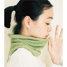 「冷えとり専科 すきま冷えから首・肩守る 絹と綿で作ったこだわりネックニットの会(株式会社フェリシモ)」の商品画像