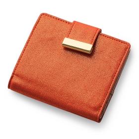「軽さときらめき いいとこどり スリムな二つ折り財布の会(株式会社フェリシモ)」の商品画像の1枚目