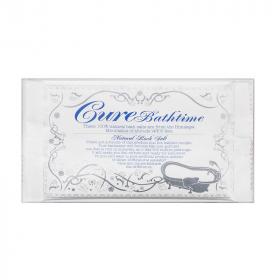 天然ヒマラヤ岩塩バスソルト Cureバスタイム Cure Bathtime20gの商品画像