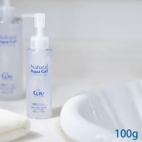 「角質ケアジェル ナチュラルアクアジェル100g(株式会社Cure)」の商品画像