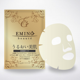 エミーノボーテ モイスチャーリッチフェイスマスクの商品画像