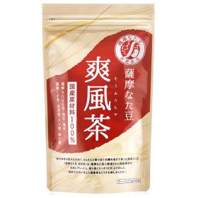 「薩摩なた豆 爽風茶(株式会社スマイル・ジャパン)」の商品画像