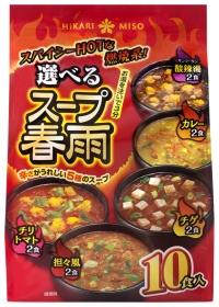 「選べるスープ春雨 スパイシーHOT(ひかり味噌株式会社)」の商品画像