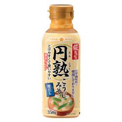 ひかり味噌株式会社の取り扱い商品「円熟こうじみそ 液状タイプ 350g」の画像