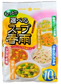 「もっと!!選べるスープ春雨(ひかり味噌株式会社)」の商品画像