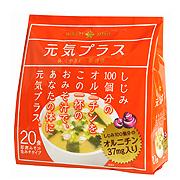「元気プラス オルニチン入りおみそ汁(ひかり味噌株式会社)」の商品画像