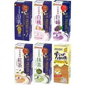 豆乳アイスおすすめ 豆乳6本セットの商品画像