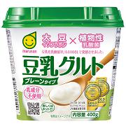 豆乳グルト プレーンタイプの口コミ(クチコミ)情報の商品写真