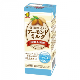 毎日おいしいアーモンドミルクの商品画像