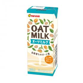 マルサンアイ株式会社の取り扱い商品「オーツミルク200ml」の画像