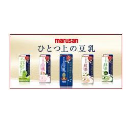 マルサンアイ株式会社の取り扱い商品「ソイプレミアム ひとつ上の豆乳 シリーズ」の画像