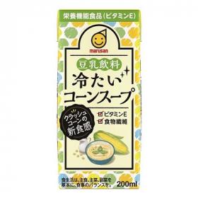 豆乳飲料 冷たいコーンスープの商品画像