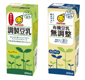 マルサンアイ豆乳の商品画像