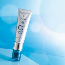 「澄肌CCクリーム(コーセープロビジョン株式会社 米肌)」の商品画像の3枚目