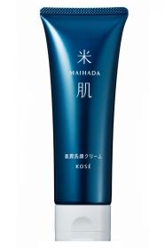 「肌潤洗顔クリーム(コーセープロビジョン株式会社 米肌)」の商品画像