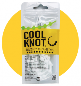 【結ばない靴ひも】 COOL KNOT クールノットの商品画像