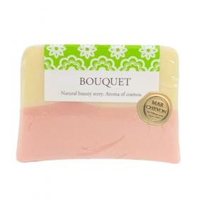 株式会社ペリカン石鹸の取り扱い商品「マルシェボン クリアソープ ブーケ」の画像