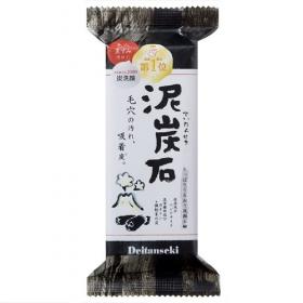 「泥炭石 洗顔石鹸(株式会社ペリカン石鹸)」の商品画像