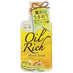「オイルリッチモイストソープ(株式会社ペリカン石鹸)」の商品画像